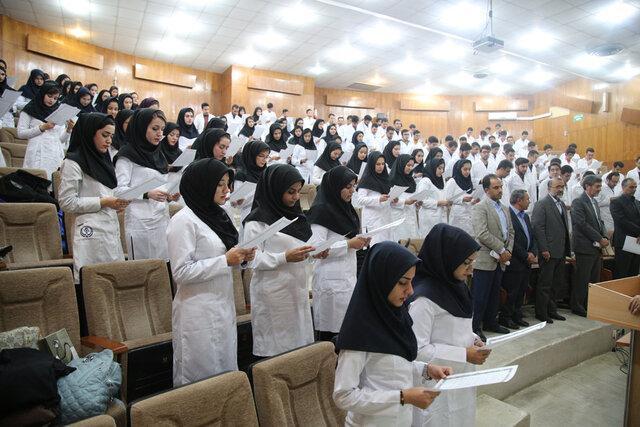 قیاس آموزش پزشکی در دانشگاه های ایران و امریکا