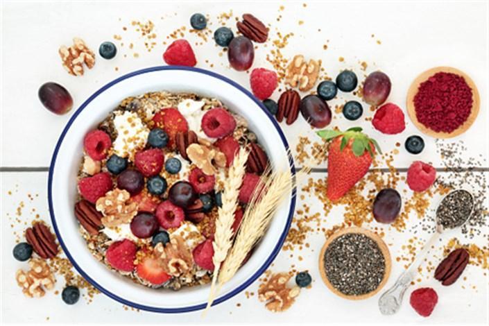 تاثیر رژیم غذایی پر فیبر بر خطر ابتلا به سرطان ریه