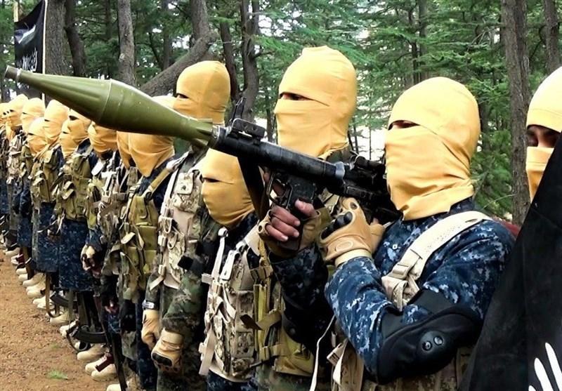 تسلیم شدن اعضای داعش به دولت افغانستان در پی افزایش حملات طالبان