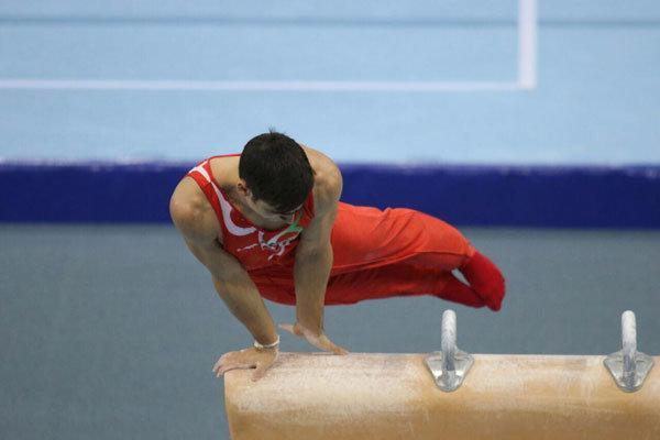 نماینده ایران در میان 98 شرکت کننده در رده 97 ایستاد
