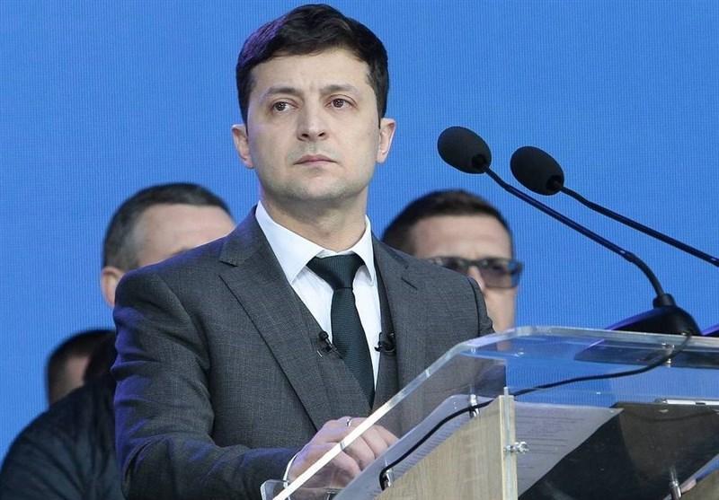 رئیس جمهور اوکراین: نمی خواهیم مهره ای روی صفحه شطرنج قدرت های بزرگ باشیم