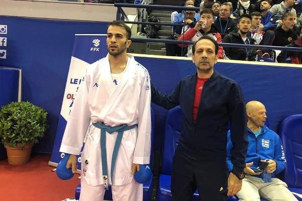 راهیابی بهمن عسگری به نیمه نهایی، آسیابری حذف شد