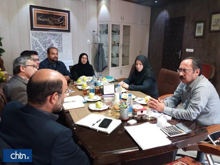افزایش همکاری های اداره کل آذربایجان غربی با پژوهشگاه میراث فرهنگی و گردشگری