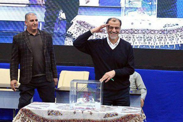 خسروی وفا: هیچ کجای جهان مثل ایران به ورزش جانبازان توجه ندارند