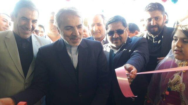 1500 واحد مسکن روستایی در کهگیلویه افتتاح شد