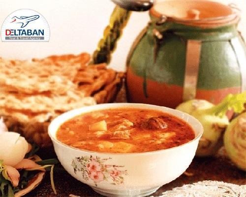 بهترین و خوشمزه ترین غذاهای سنتی کرمان