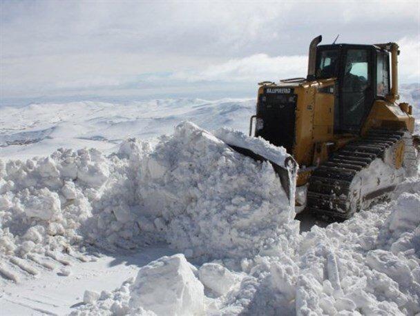 راه دسترسی به 166 روستای آذربایجان غربی مسدود است