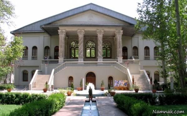گشت و گذاری تاریخی در خانه موزه سینمای ایران