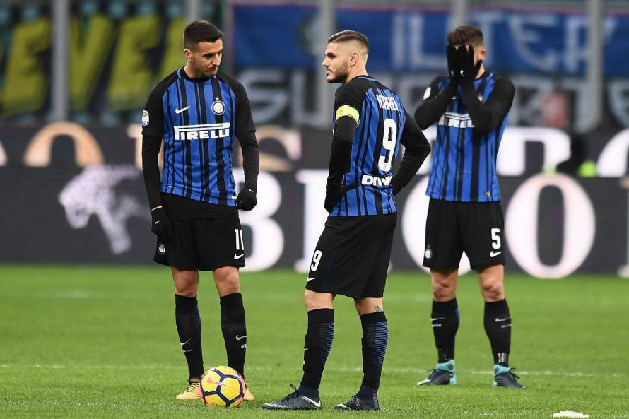 تاریخ جدید برای بازی اینتر در سری آ و جام حذفی ایتالیا