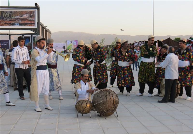 برگزاری جشنواره کوچ عشایر درگچساران