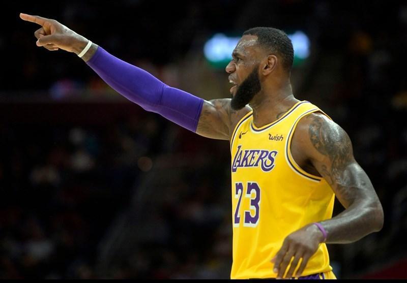 لیگ NBA، رکورد جدید فوق ستاره لیکرز