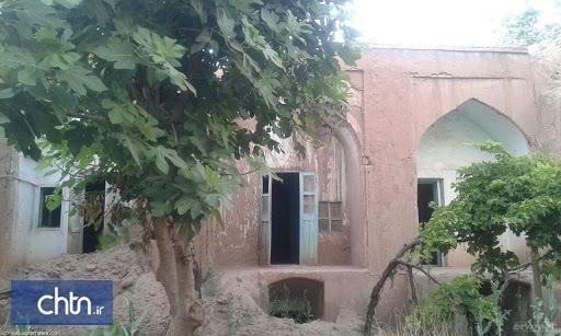 تخریب بخشی از خانه حمید سبزواری بر اثر بارندگی های اخیر