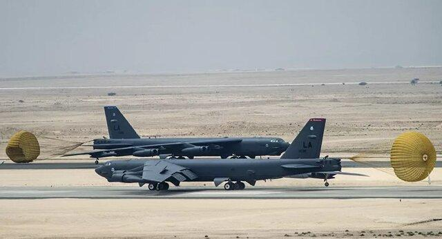نشست نظامی میان قطر و آمریکا با موضوع گسترش همکاری دوجانبه