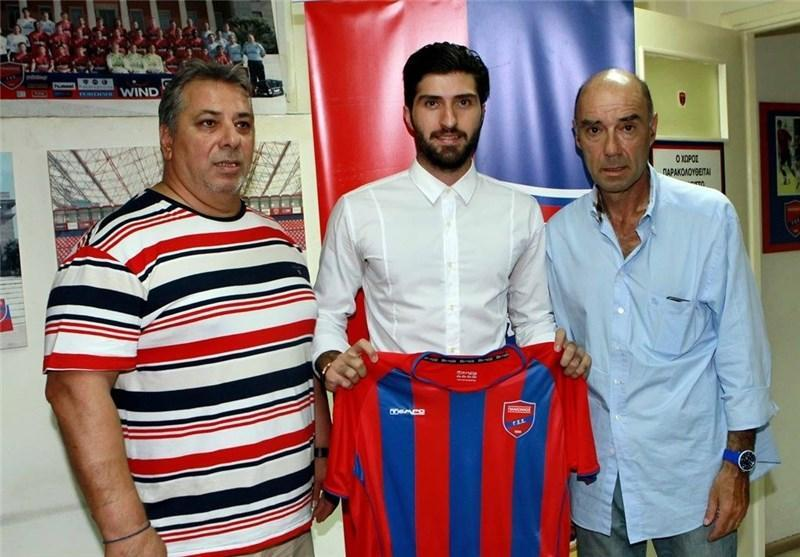 مدیر باشگاه پانیونیوس: در آینده بازیکنان ایرانی بیشتری به یونان می آیند