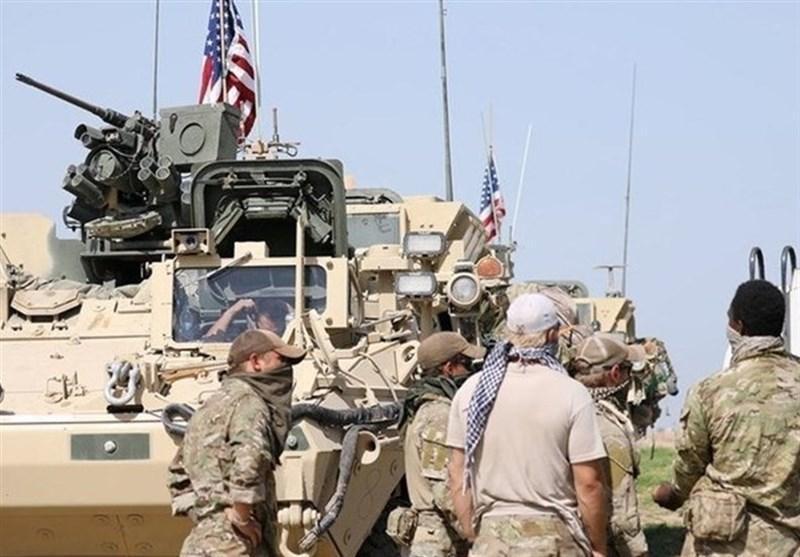 سوریه، تحرکات جدید ارتش آمریکا در الحسکه ، ورود 35 کامیون حامل تجهیزات پشتیبانی