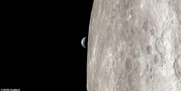 کاوشگر چین رکورد حضور در ماه را به خود اختصاص داد