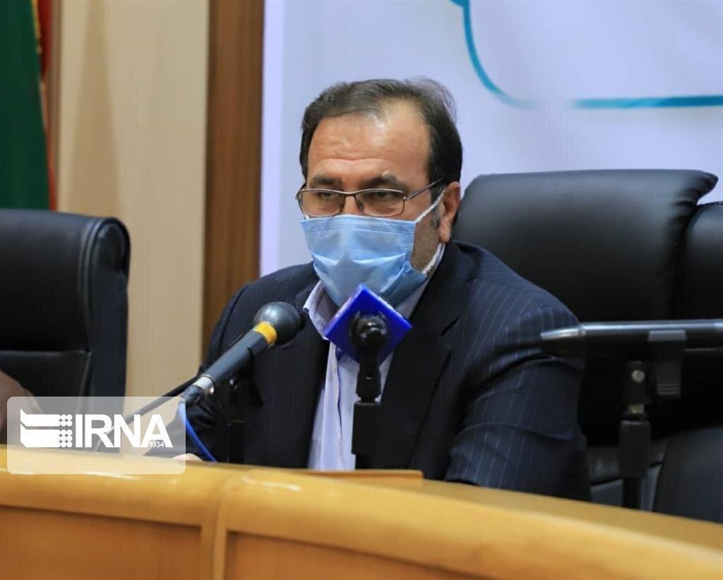 خبرنگاران استاندار: اعتبارات مدیریت کرونا بر اساس وسعت و جمعیت به فارس اختصاص یابد
