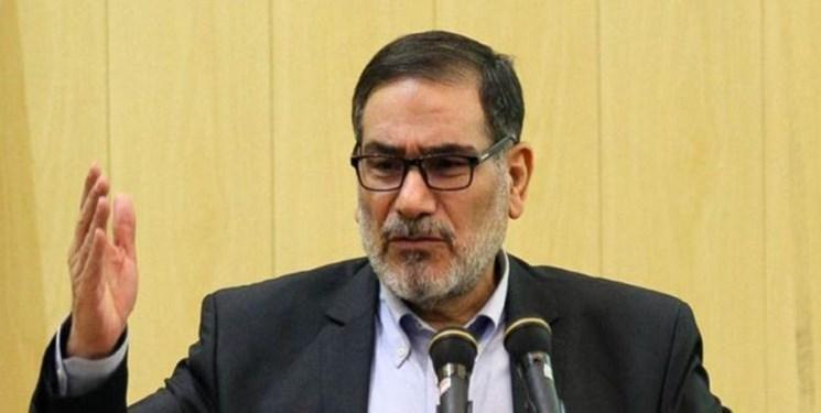 واکنش شمخانی به مخالفت آمریکا با درخواست وام ایران از صندوق بین المللی پول