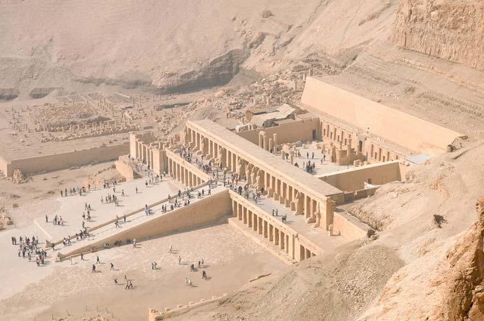 برترین آثار باستانی مصر کدامند؟