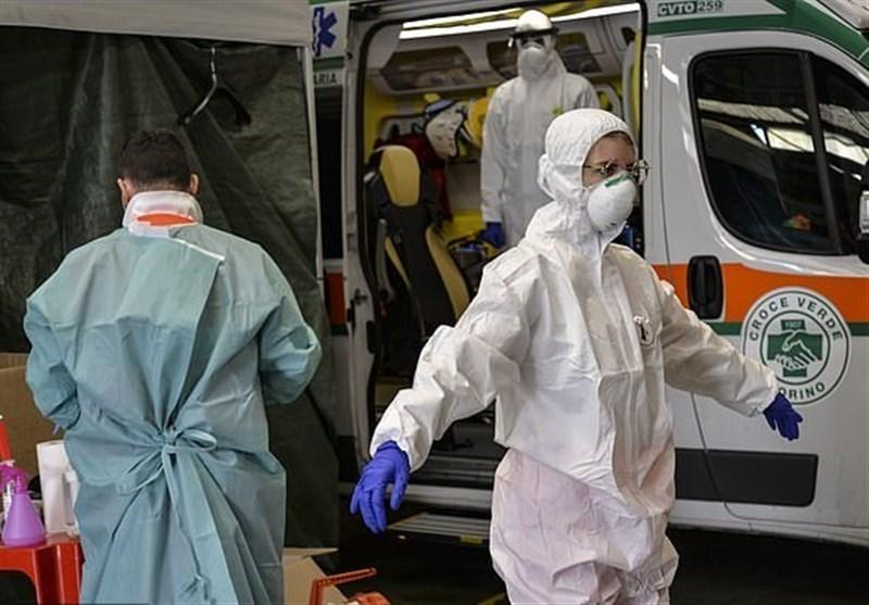 کاهش تلفات روزانه ویروس کرونا در ایتالیا