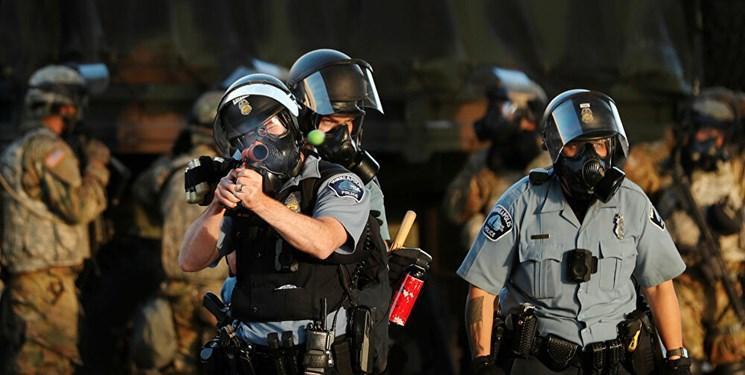 عفو بین الملل: رفتارهای خشن پلیس آمریکا تهدیدی برای جان شهروندان هستند