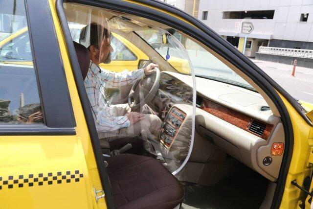 دو نرخی شدن تاکسی ها براساس مصوبه شورای چهارم انجام شد، دولت از محل اعتبارات کرونا کمک کند