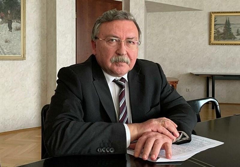 اولیانوف: قطعنامه ضدایرانی شورای حکام اوضاع را پیچیده تر می نماید