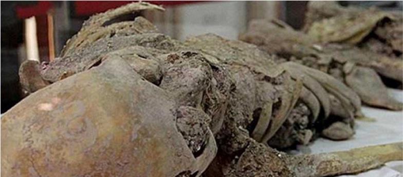 با رد پا نمکی ترین مردان جدید جهان، 18 محوطه در معدن چهرآباد شناسایی شدند