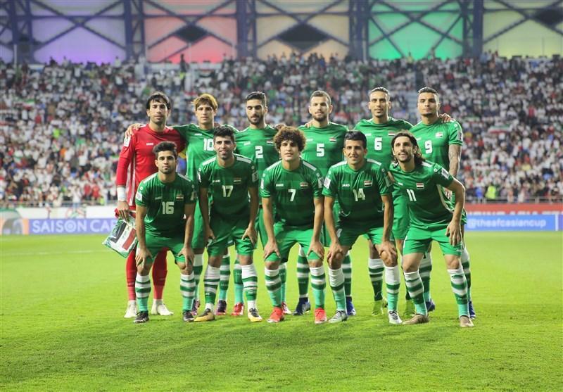 ملاقات محبت آمیز تیم ملی فوتبال عراق با شاگردان برانکو