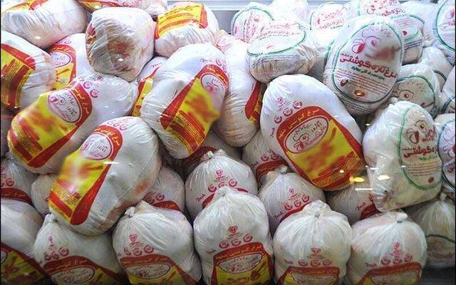شروع توزیع مرغ منجمد با قیمت مصوب در خوزستان