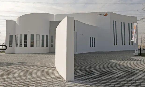 چاپ سه بعدی ساختمان ها با استفاده از خاک