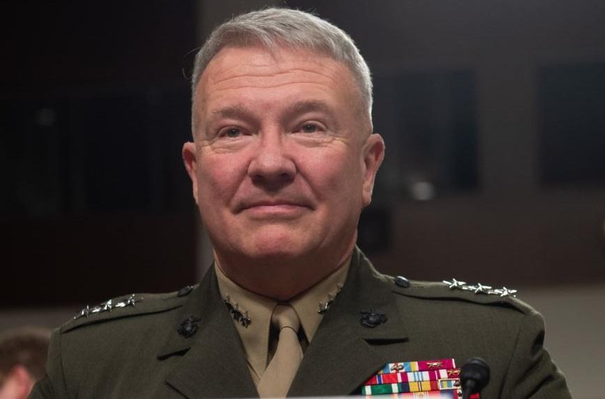 مک کنزی: واشنگتن به دنبال تداوم حضور نظامی در عراق است