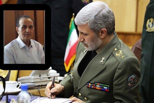 تسلیت امیر حاتمی در پی درگذشت فرمانده اسبق نیروی هوایی ارتش