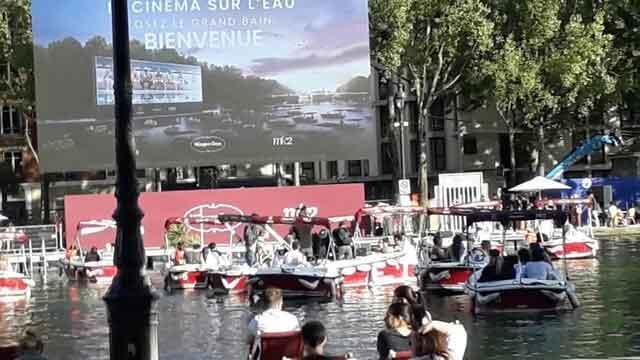 تماشای فیلم روی رودخانه سن