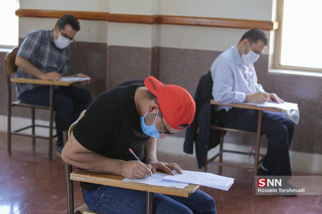 آخرین روز آزمون دکتری تخصصی فردا، 12 مرداد در دانشکده پزشکی رشت برگزار می گردد