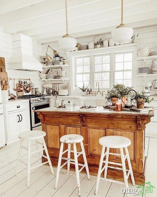 نکاتی در خصوص انواع چیدمان و لایه بندی آشپزخانه