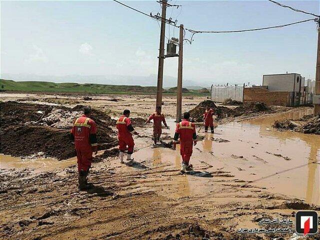 کمیسیون عمران برای بازسازی مناطق آسیب دیده گلستان کوشش می نماید
