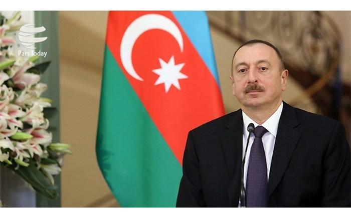 علی اف آزادسازی شهرستان جبرایل جمهوری آذربایجان را اعلام نمود