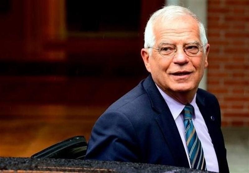 مسئول سیاست خارجه اتحادیه اروپا خود را قرنطینه کرد
