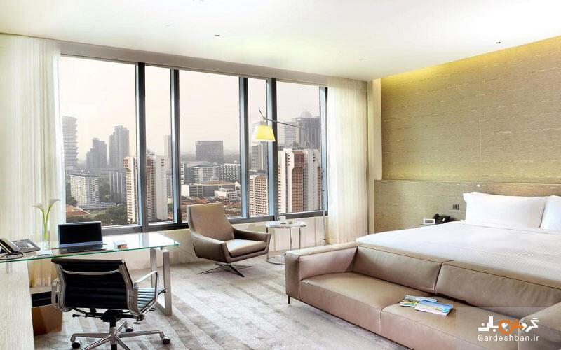 هتل وان فارر سنگاپور(One Farrer Hotel)، تجربه محیط لوکس و مجلل و اقامتی رویایی