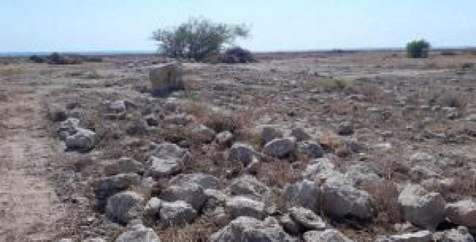 ساخت وساز غیر مجاز یک پتروشیمی در محوطه باستانی نجیرم متوقف شد