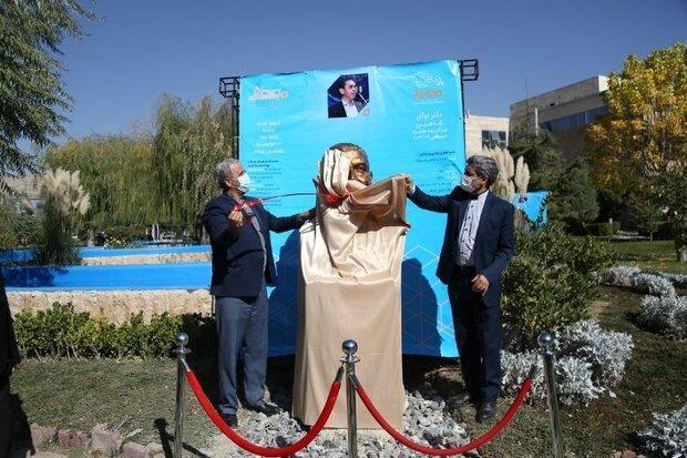 سردیس برگزیدگان جایزه مصطفی(ص) در پارک فناوری پردیس نصب شد