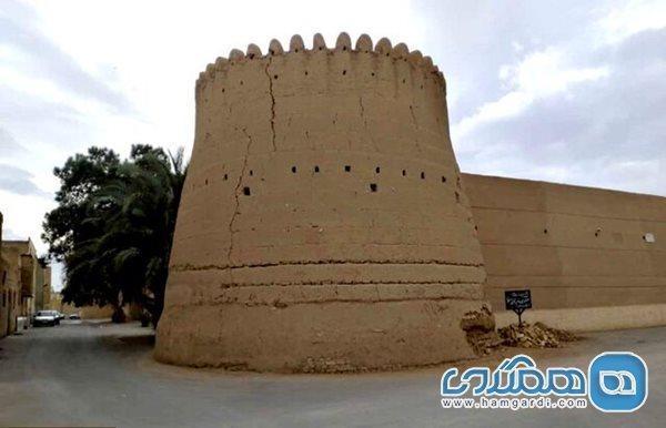 بازسازی پازل دیگری از قلعه های تاریخی یزد
