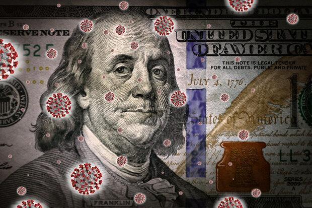 توزیع واکسن کرونا باعث سقوط دلار می شود