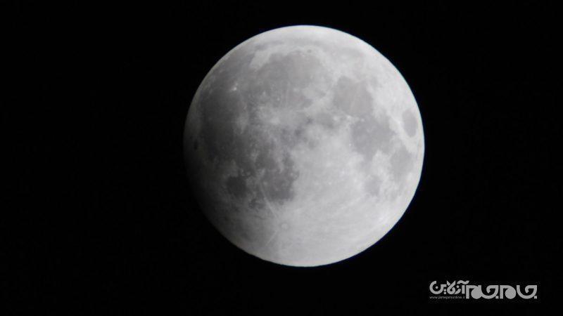 وقوع ماه گرفتگی نیم سایه ای در روز دوشنبه؛ رصد عبور ماه از سایه زمین