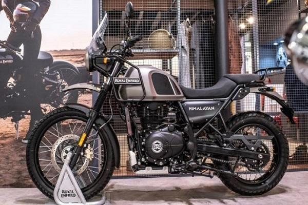 عرضه نسخه مسافرتی موتورسیکلت Royal Enfield Himalayan