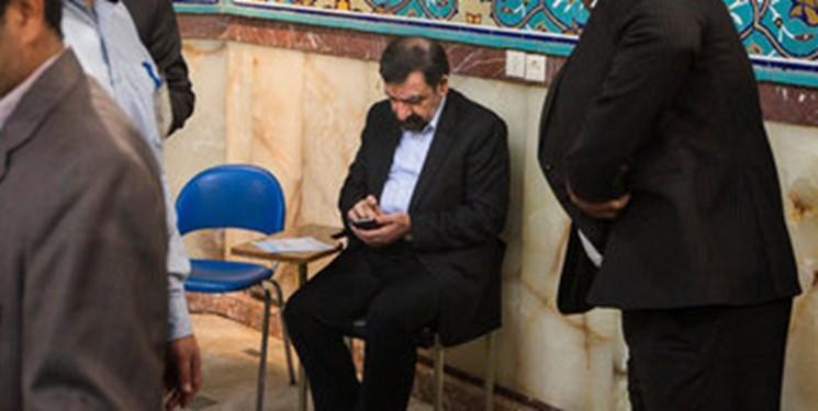 شروع به کار حساب جدید محسن رضایی در توییتر