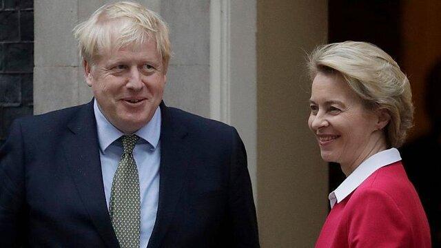 توافق انگلیس و اتحادیه اروپا با از سرگیری مذاکرات پسا بریگزیت