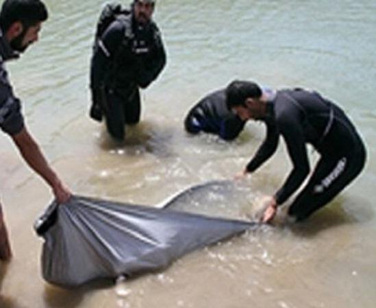 پیدا شدن جسد مردی در رودخانه کشکان پلدختر