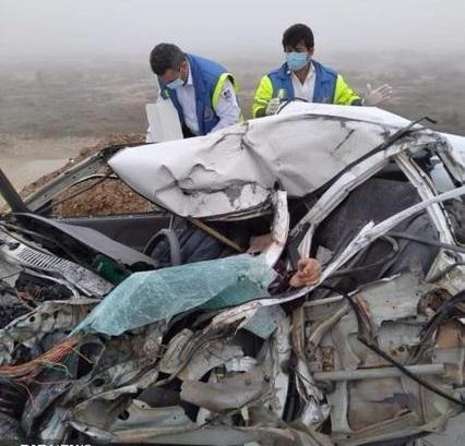 دو کشته و زخمی در محور ماهشهر به رامشیر